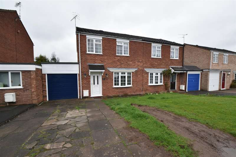3 Bedrooms Semi Detached House for sale in Cockshute Hill, Droitwich