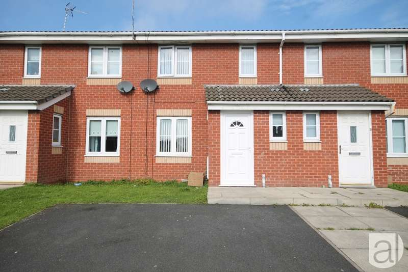 3 Bedrooms Mews House for sale in Castle Mews Prescot L35