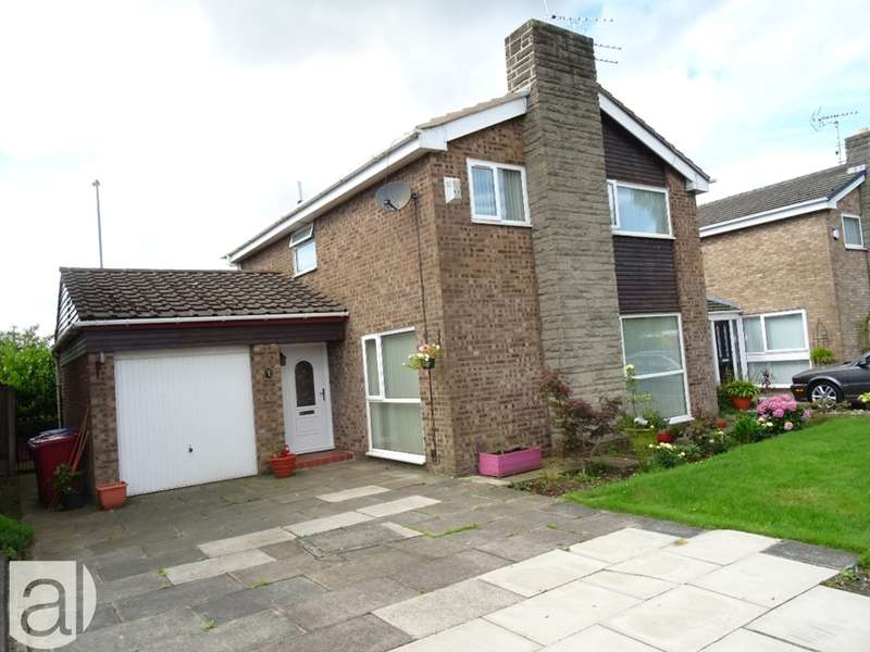 4 Bedrooms Detached House for sale in Whitestone Close Knowsley Village L34
