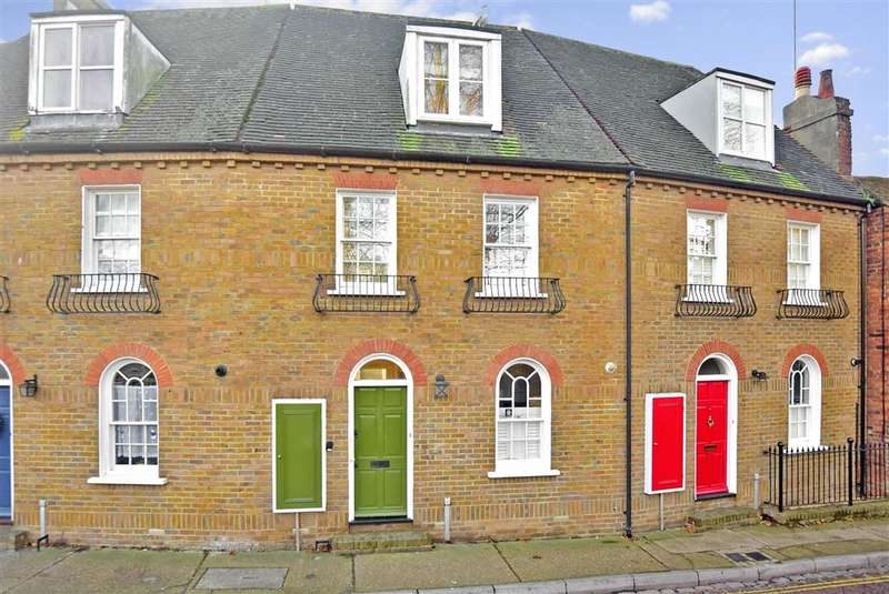 3 Bedrooms Terraced House for sale in Castle Row, , Canterbury, Kent