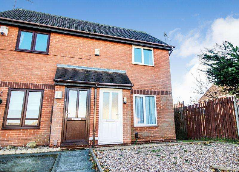 1 Bedroom House for sale in Towlsons Croft, Basford