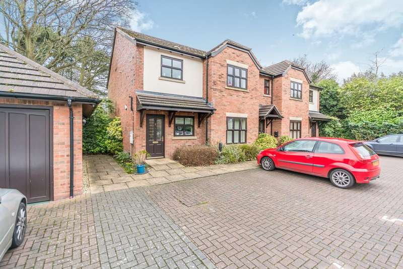 2 Bedrooms Apartment Flat for sale in The Tudors , 43-45 Lode Lane, Solihull