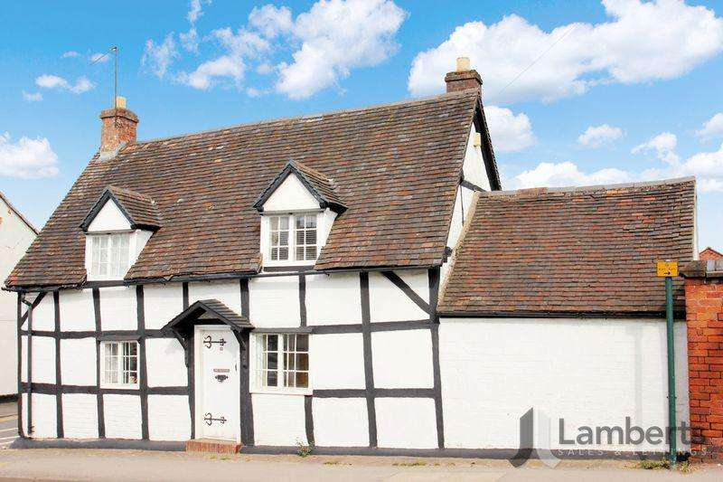 2 Bedrooms Detached House for sale in Alcester Road, Studley