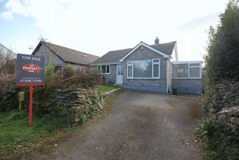 2 Bedrooms Detached Bungalow for sale in Trelights, Port Isaac
