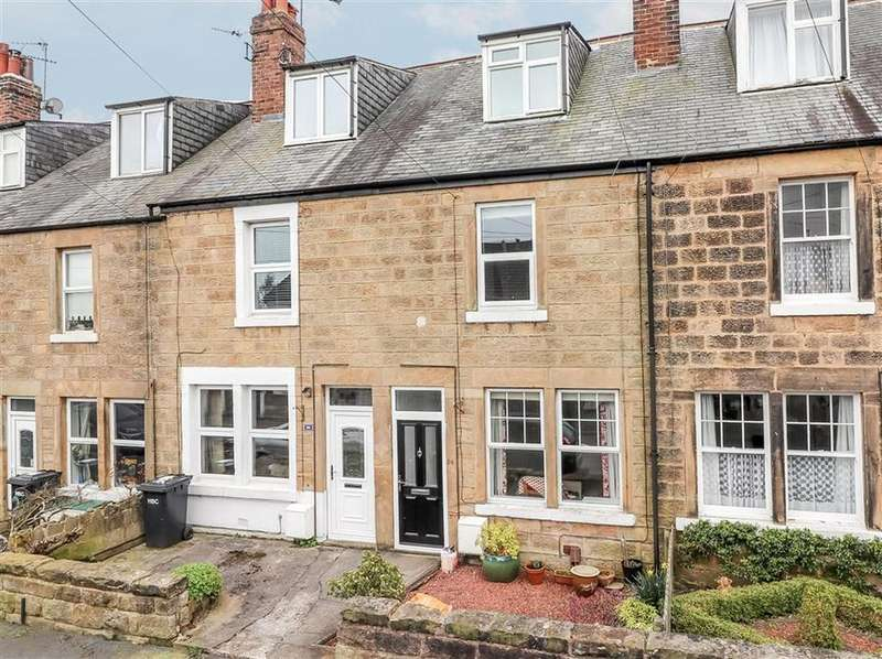3 Bedrooms Terraced House for sale in Chestnut Grove, Harrogate, North Yorkshire