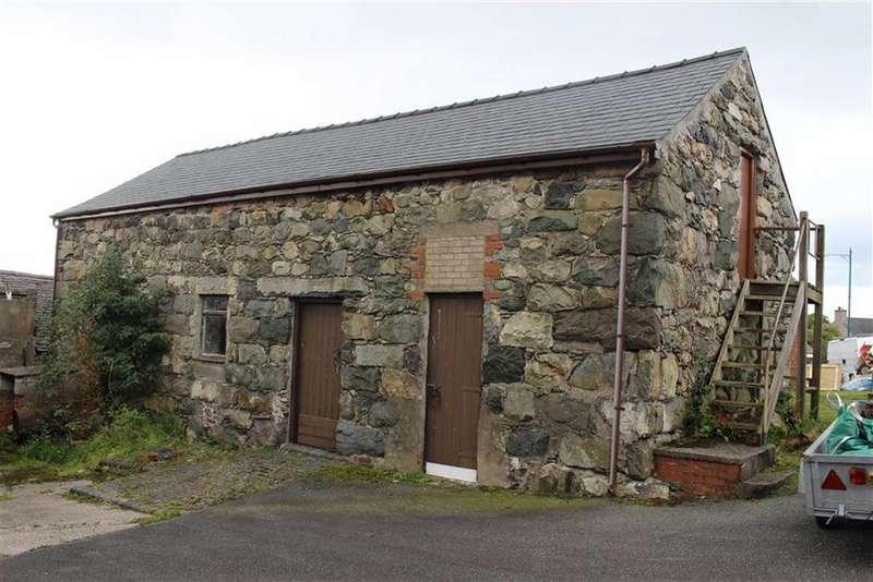 Garages Garage / Parking for sale in Water Street, Penygroes, Gwynedd
