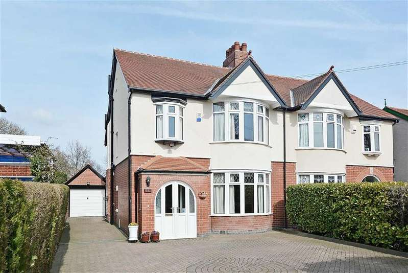 3 Bedrooms Semi Detached House for sale in 54a, Pingle Road, Millhouses, Sheffield, S7