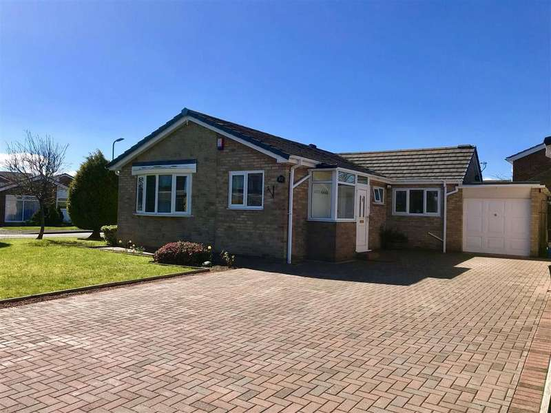 3 Bedrooms Detached Bungalow for sale in Glaisdale Road, Yarm
