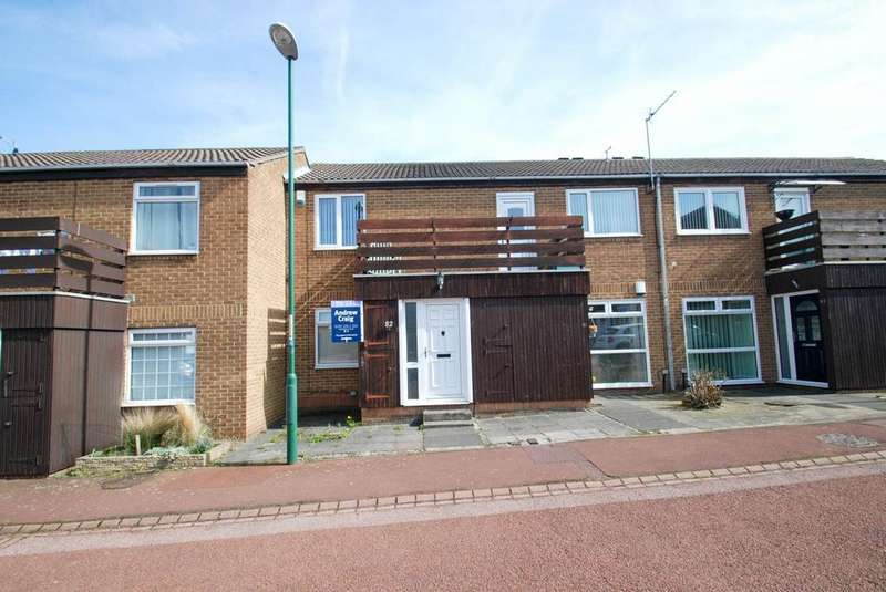 2 Bedrooms Flat for sale in Mitchell Gardens, South Shields