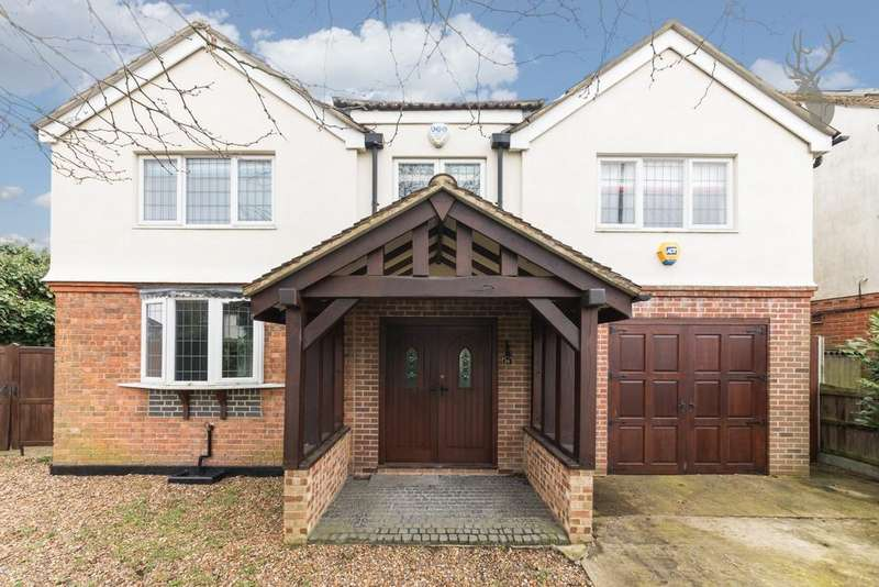 5 Bedrooms Detached House for sale in Fairfield Road, Epping, CM16