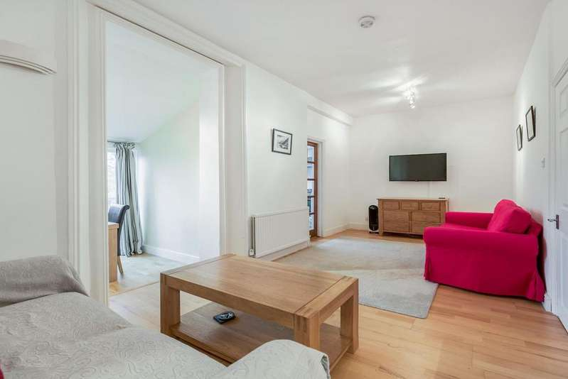 2 Bedrooms Apartment Flat for sale in BELGRAVE ROAD, SW1V