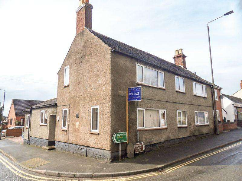 4 Bedrooms Detached House for sale in Main Street, Overseal
