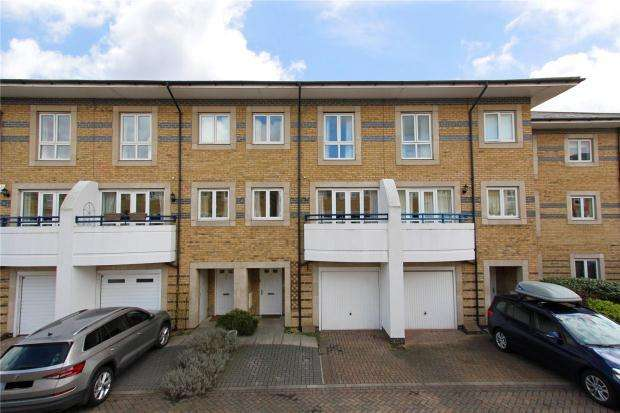 4 Bedrooms Town House for sale in Longworth Avenue, Chesterton, Cambridge