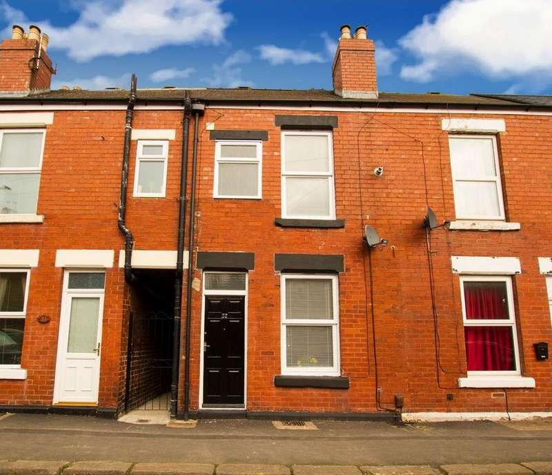 3 Bedrooms Terraced House for sale in Langdale Road, Abbeydale, Sheffield S8