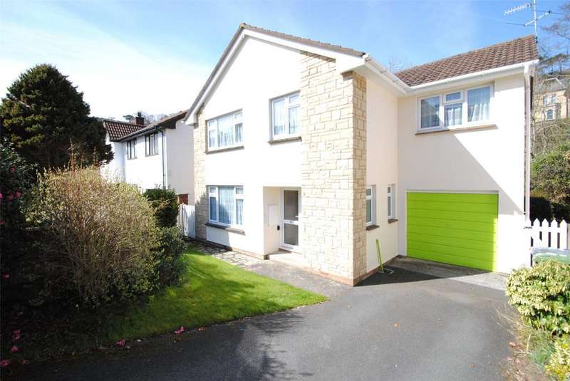 4 Bedrooms Detached House for sale in Trinity Gardens, Ilfracombe