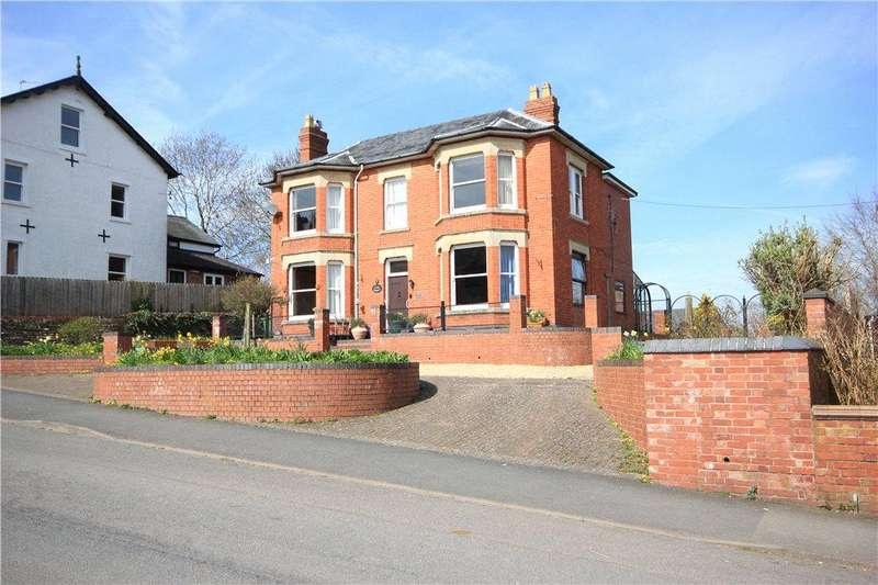 4 Bedrooms Detached House for sale in New Road, Bromyard, Herefordshire, HR7