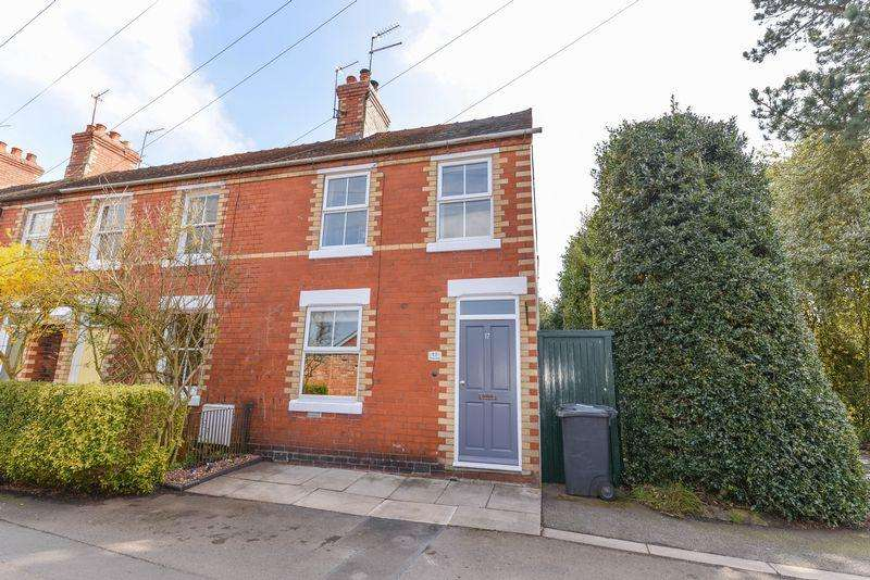2 Bedrooms Terraced House for sale in Kiln Bank Road, Market Drayton