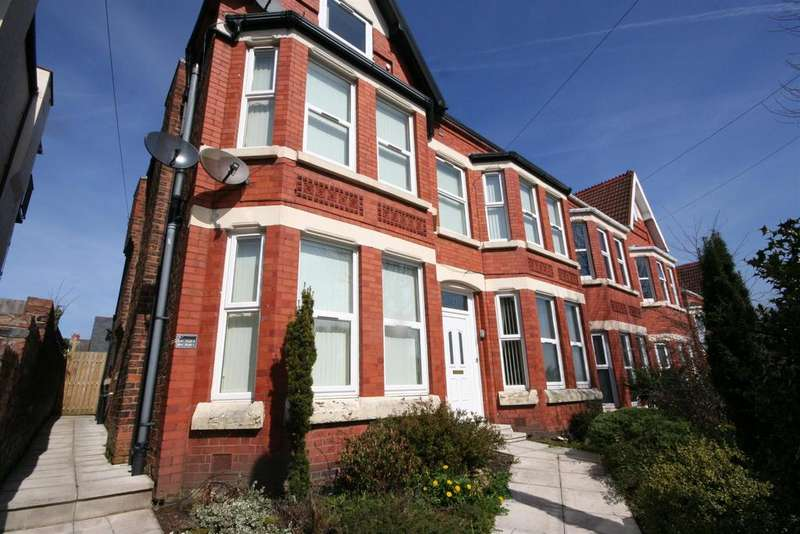 2 Bedrooms Flat for rent in Caithness Drive, Wallasey, CH45 7PN