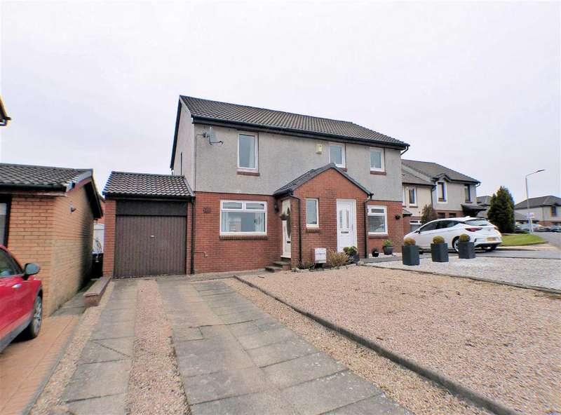 3 Bedrooms Semi Detached House for sale in Tweed Street, Gardenhall, EAST KILBRIDE