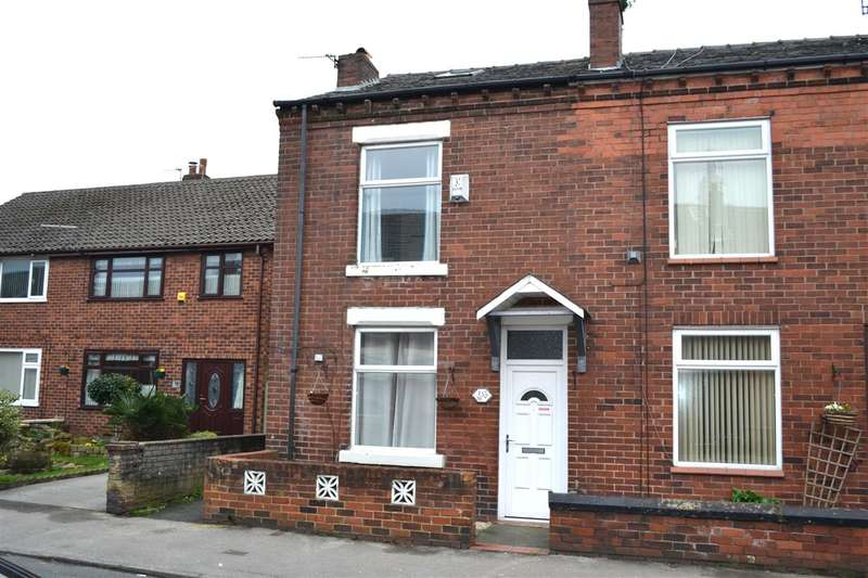 2 Bedrooms Terraced House for sale in Gordon Street, Leigh