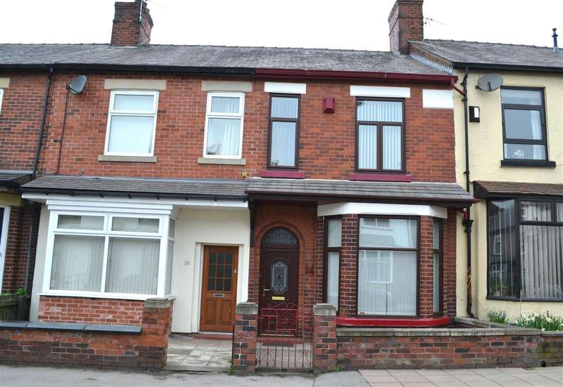 2 Bedrooms Terraced House for sale in Findlay Street, Leigh