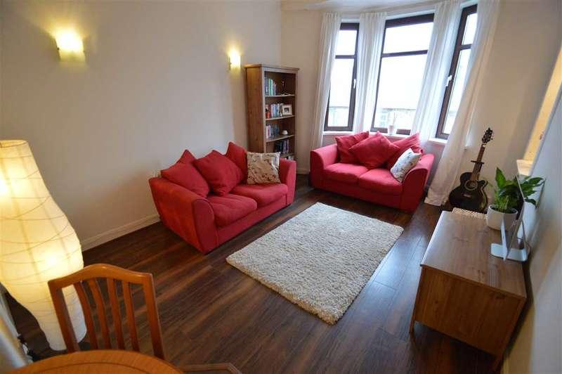 1 Bedroom Apartment Flat for sale in Burnbank Road, Hamilton