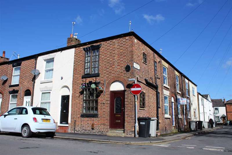 1 Bedroom Terraced House for sale in Great King Street, Macclesfield