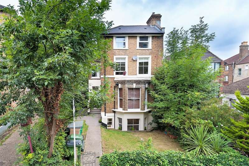 2 Bedrooms Apartment Flat for sale in 8 Versailles Rd, Crystal Palace SE20