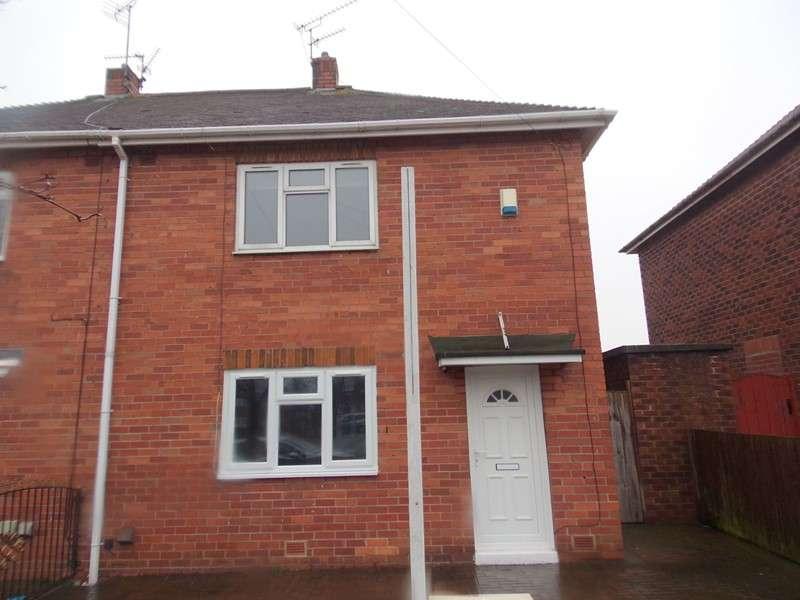 2 Bedrooms Property for sale in Reavley Avenue, Bedlington, Northumberland, NE22 7ES