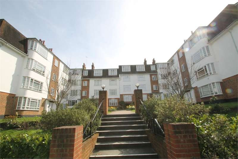 2 Bedrooms Flat for sale in Seymour Court, N21