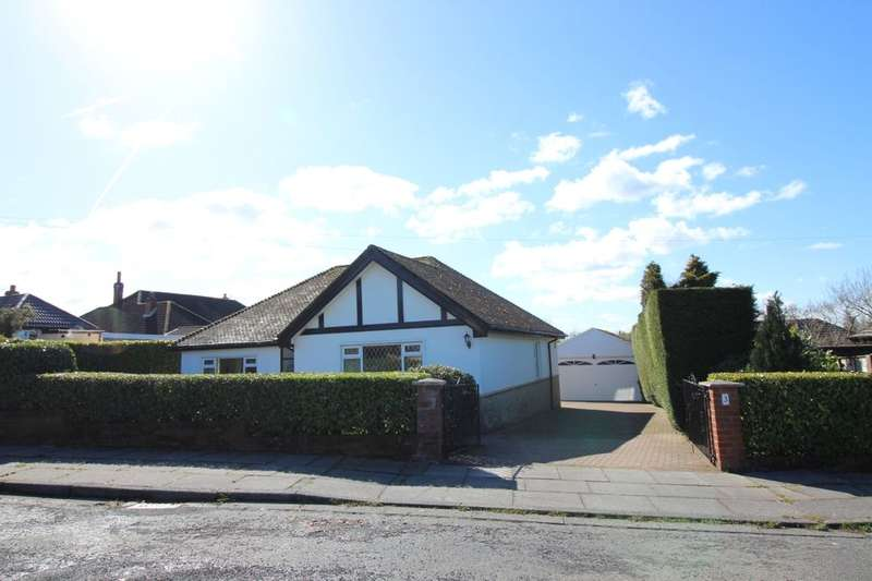 3 Bedrooms Detached Bungalow for sale in Falshaw Drive, Bury, BL9