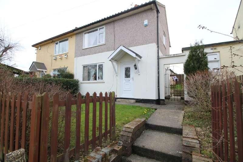 2 Bedrooms Property for sale in Alandale Road, Bradley, Huddersfield, HD2