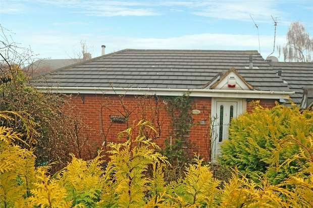 1 Bedroom Semi Detached Bungalow for sale in Grasby Court, Bramley, Rotherham, South Yorkshire