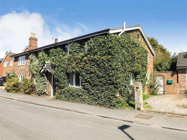 4 Bedrooms Detached House for sale in St Anns Road, Middlewich, Cheshire
