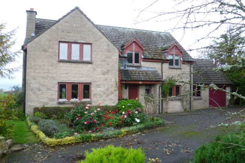 4 Bedrooms Detached House for sale in Crieff, PH7