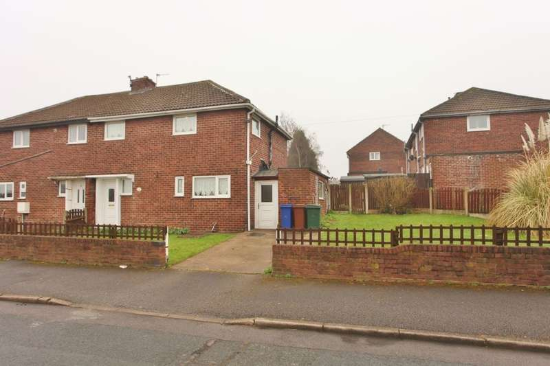 3 Bedrooms Semi Detached House for sale in Schofield Road, Darfield, Barnsley, S73
