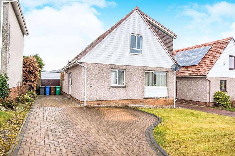 4 Bedrooms Detached House for sale in Porterfield, Comrie, Dunfermline, KY12