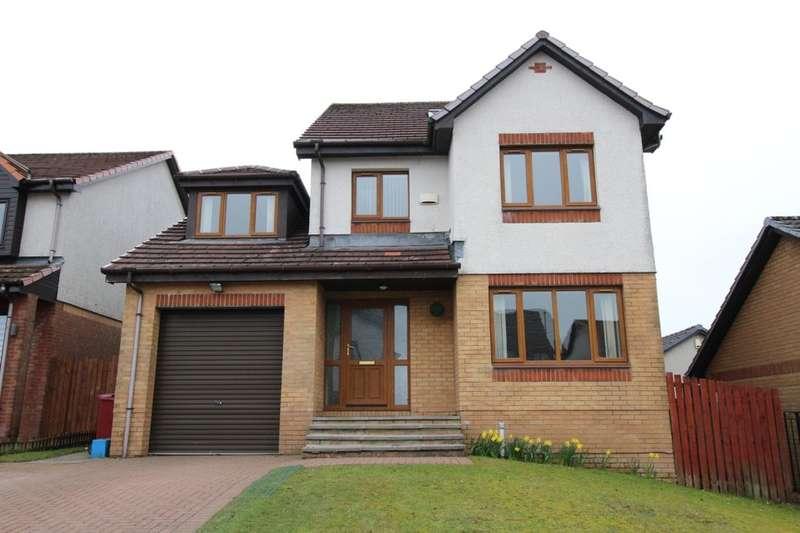 4 Bedrooms Detached House for rent in Campsie Road, East Kilbride, Glasgow, G75
