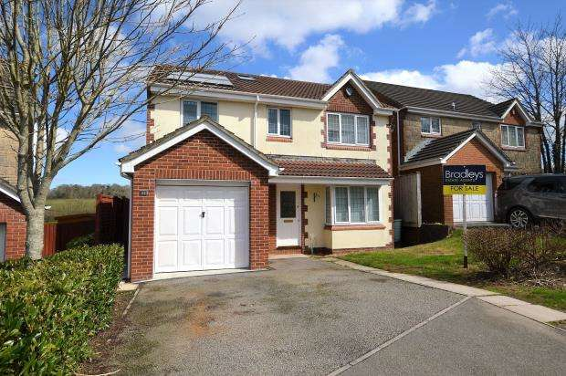 5 Bedrooms Detached House for sale in Upper Ridings, Plymouth, Devon