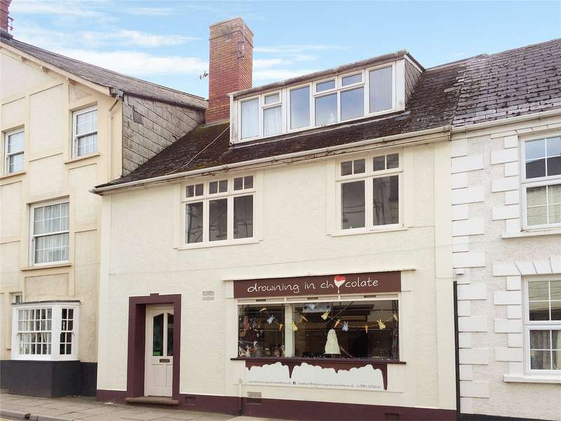 Shop Commercial for sale in North Street, Wiveliscombe, Taunton, Somerset, TA4