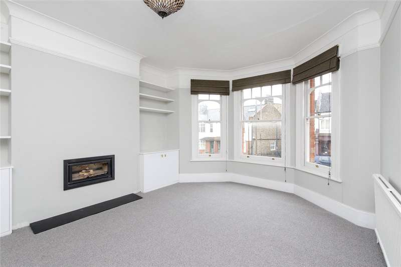 3 Bedrooms Maisonette Flat for sale in Revelstoke Road, Southfields, London, SW18