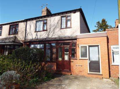 3 Bedrooms Semi Detached House for sale in Menin Avenue, Warrington, Cheshire