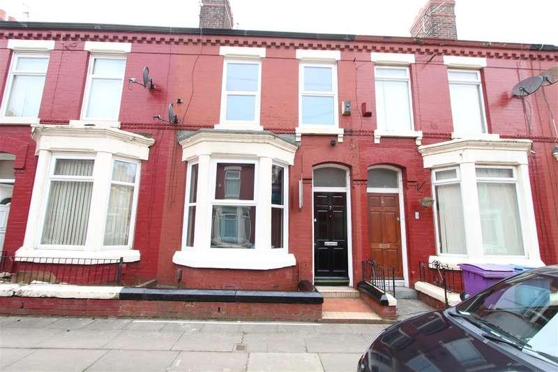 4 Bedrooms Terraced House for sale in Kelso Road, Kensington, Liverpool