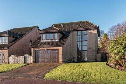 4 Bedrooms Detached House for sale in Waterston Way, Lochwinnoch