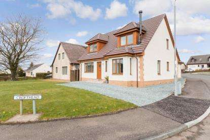 3 Bedrooms Detached House for sale in Crofthead, Priestland