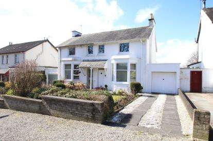 3 Bedrooms Semi Detached House for sale in Dalmary Drive, Paisley