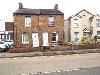 2 Bedrooms Semi Detached House for sale in St. Johns Street, Kempston, Bedford, Bedfordshire