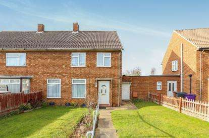 3 Bedrooms Semi Detached House for sale in Wilshere Crescent, Hitchin, Hertfordshire
