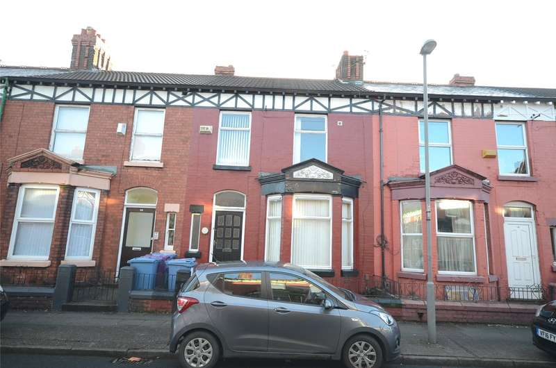 3 Bedrooms Terraced House for sale in Avondale Road, Wavertree, Liverpool, L15