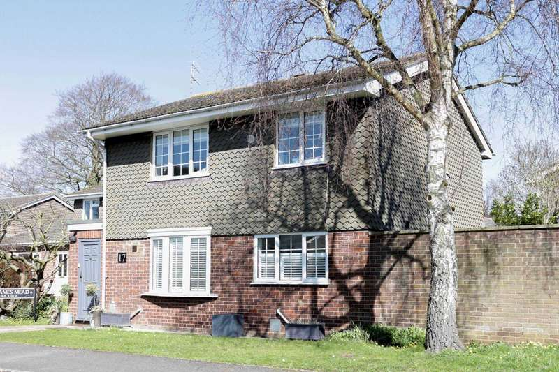 4 Bedrooms Detached House for sale in Thames Mead, Crowmarsh Gifford